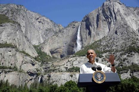 Climate change looms large in Obama's final trip to Asia | Sustain Our Earth | Scoop.it