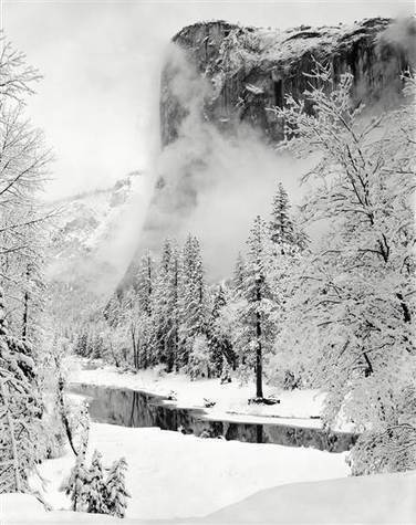 'Ansel Adams in Yosemite Valley' | Inspirational Photography to DHP | Scoop.it
