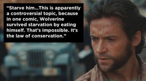 Internet Theories On How to Kill Wolverine | My World | Scoop.it