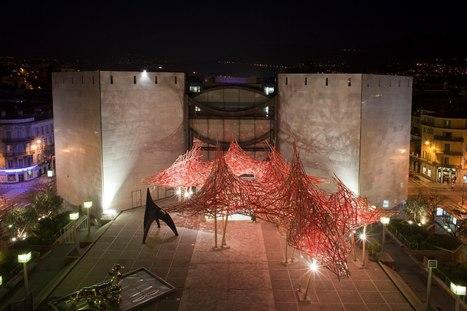 Arne Quinze : Wooden Installation | Art Installations, Sculpture, Contemporary Art | Scoop.it