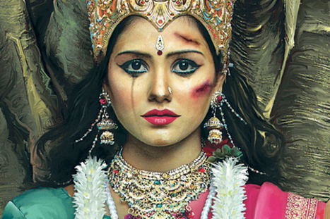 "World Epidemic of Domestic Violence & India's ""Abused Goddesses"" | S'emplir du monde... | Scoop.it"