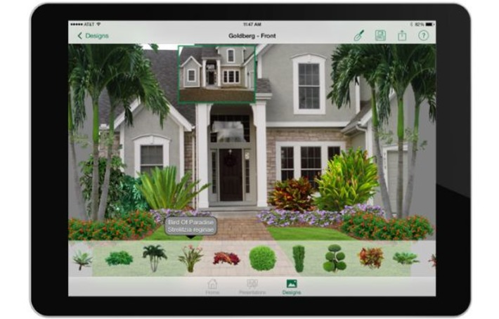 Designing a landscape online | Garden apps for mobile devices | Scoop.it
