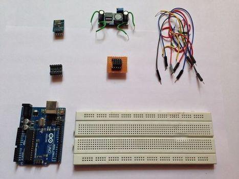 Beginner's guide to ESP8266 and tweeting using ESP8266   Arduino, Netduino, Rasperry Pi!   Scoop.it