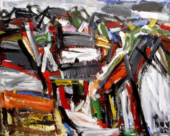 Art exhibit reflects 30 years of VN renewal | VietNamNet | Kiosque du monde : Asie | Scoop.it