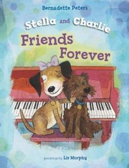 Bernadette Peters' New Children's Book STELLA AND CHARLIE, FRIENDS ... - Broadway World | My Journey to Publish my Children's Book | Scoop.it