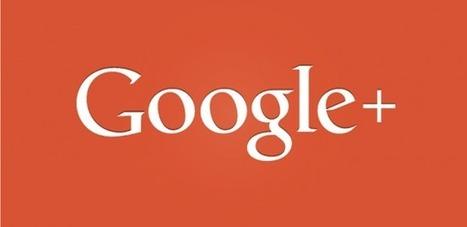 Google Plus para iOS lanza su nueva versión cargada de novedades   quimica   Scoop.it
