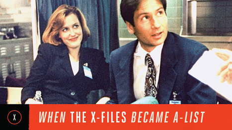When 'The X-Files' Became A-List: An Oral History of Fox's Out-There Success Story | TV Trends | Scoop.it