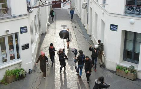 Paris, décor de rêve pour le cinéma | Géographie et cinéma | Scoop.it