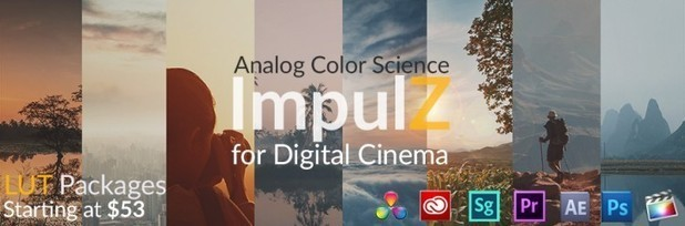 When Looking Into 3D LUTs, Consider Yielding to ImpulZ