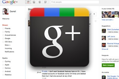 Why Larry Page thinks Google+ will win - GigaOm | Business Wales - Socially Speaking | Scoop.it