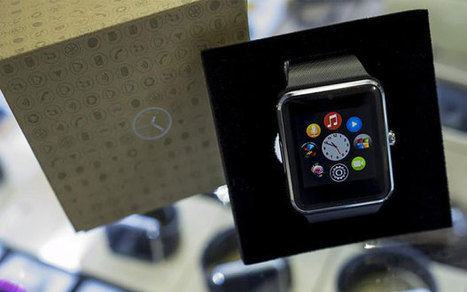 Fake Apple Watches go on Sale in China | Software and PC Tools | Scoop.it