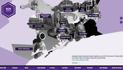 BCN Says | Interactive & Immersive Journalism | Scoop.it