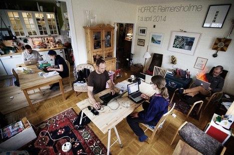 Home Office In Swedish Is Hoffice | Creatividad e inteligencia colectiva en la era digital | Scoop.it