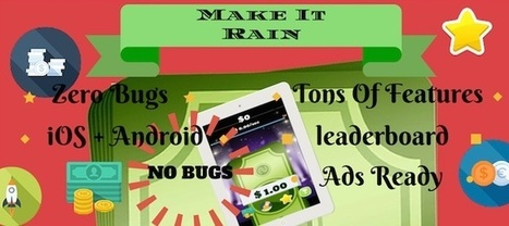 Buy Make It Rain: Money iOS + Android Full Games | Chupamobile.com | android source code | Scoop.it