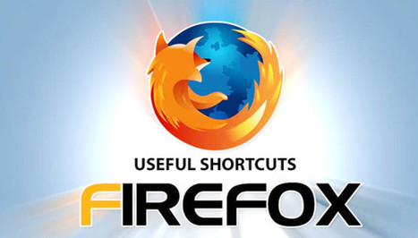 Useful Mozilla Firefox shortcuts for more efficient browsing experience | W3 Update | Tutorial | Scoop.it