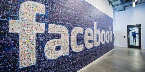 Facebook survend son audience vidéo   cosson-Hotellerie-Restauration-Tourisme   Scoop.it