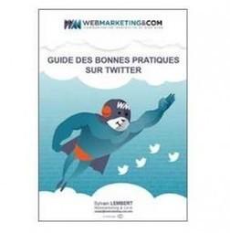 GRATUIT : Ebook « Guide des bonnes pratiques sur Twitter » sur iTunes (au lieu 4,99 euros) - Les Bons Plans Malins | internet et Wp | Scoop.it
