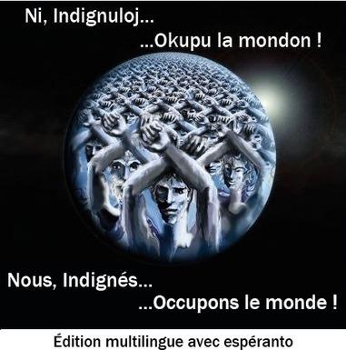 Parution : NOUS, INDIGNÉS... OCCUPONS LE MONDE ! | # Uzac chien  indigné | Scoop.it