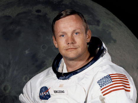 How Neil Armstrong practiced that 'One Small Step' line for the moon - NBCNews.com (blog) | Radio Show Contents | Scoop.it