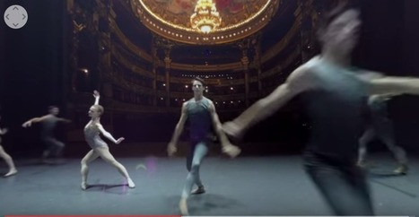 With Google's new immersive videos, you can feel what it's like to be a ballet dancer | Digital Creativity & Transmedia | Scoop.it