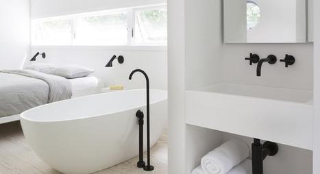 Buy Online Trendy Black Tapware in Sydney   Bathroom Accessories   Scoop.it