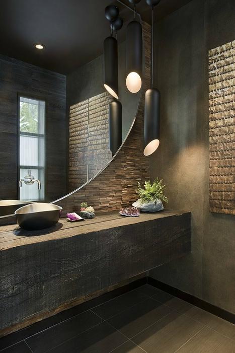 26 Awesome Bathroom Ideas - Decoholic | Ma maison doHit Belgique | Scoop.it
