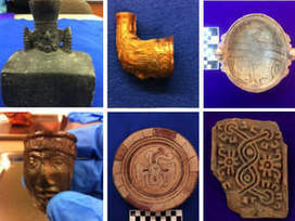Artifacts stolen in Miami University anthropology heist; Egyptian knife dates from 4000 BC | Ancient Origins of Science | Scoop.it