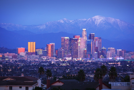 L.A. launches nation's largest solar rooftop program | The Energy Crisis | Scoop.it