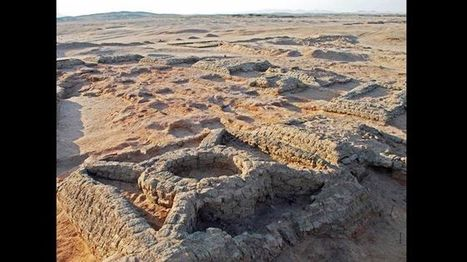 35 ancient pyramids discovered in Sudan | l'histoire | Scoop.it