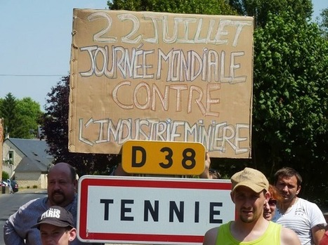 Journée mondiale contre les mines : ici ou ailleurs, arrêtons d'en ouvrir de nouvelles ! | Le Côté Obscur du Nucléaire Français | Scoop.it