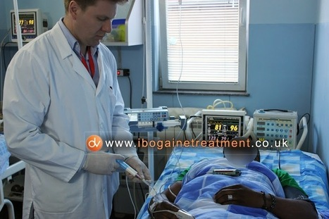 Ibogaine therapy | Drug detoxification clinic | Scoop.it