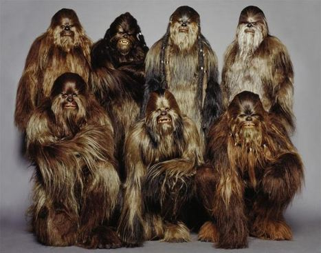 WOOKIEE WANTED? Potential Casting Notice for 'Star Wars: Episode VII' | All Geeks | Scoop.it