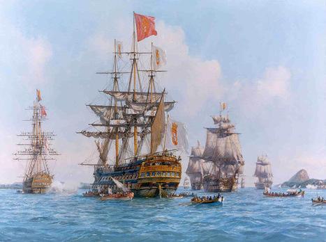 Marinha de Guerra Portuguesa: A Evolução dos Navios da Armada Real Portuguesa de 1488 a 1910 | History 2[+or less 3].0 | Scoop.it