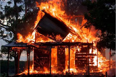 Construction bois et incendie : halte aux idées reçues ! | Immobilier | Scoop.it