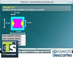 Áreas y números decimales | El diario de Alvaretto | Scoop.it