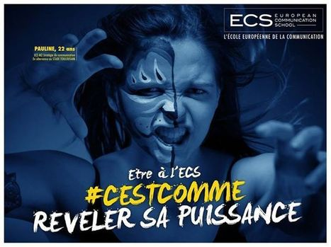 ECS Toulouse - Nouvelle campagne de communication...   Facebook   « Don't forget to communicate ! »   Scoop.it