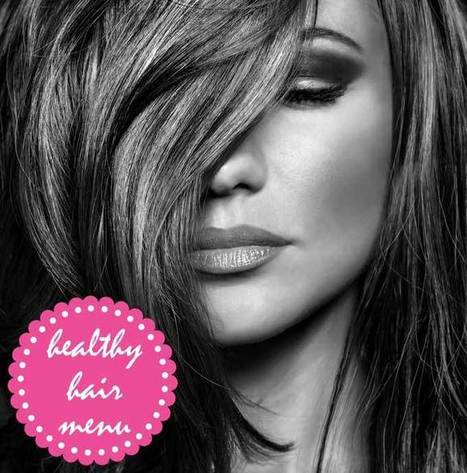 Healthy hair menu: The foods you should be eating for gorgeous, shiny hair | Want beautiful lashes? | Scoop.it