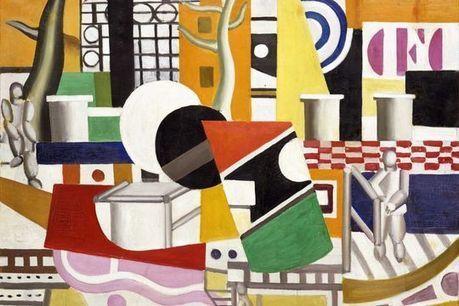 Fernand Léger-Henri Laurens, le cubisme au carré | Art et Culture, musique, cinéma, littérature, mode, sport, danse | Scoop.it
