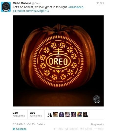 Oreo fait son Horror Show sur Vine | Veille, marketing, digital, content | Scoop.it