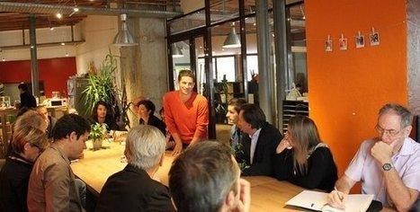 Une charte pour les espaces de coworking lyonnais | Le télétravail | Scoop.it