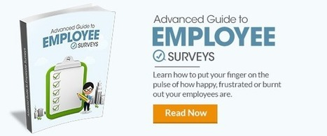 Employee Engagement Surveys: The 20 Questions You Need to Ask | English for HR and working life | Scoop.it