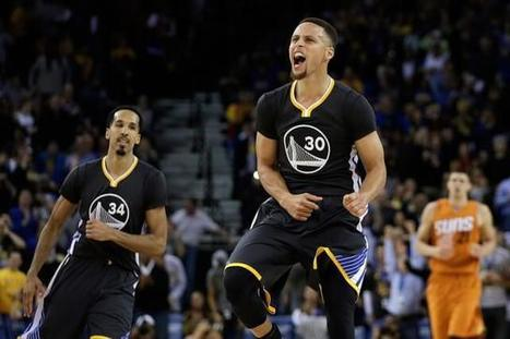 NBA: advertising on the jerseys from 2017-18   The Univers News - Latest Online News   Scoop.it