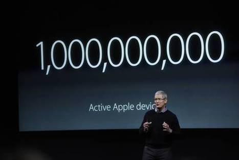 Após cinco anos sob a liderança de Tim Cook, Apple não é mais a mesma | Inovação Educacional | Scoop.it
