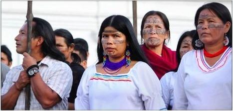 Bearing Witness: Indigenous women fight Ecuadorian government to protect Sarayaku | Fabulous Feminism | Scoop.it