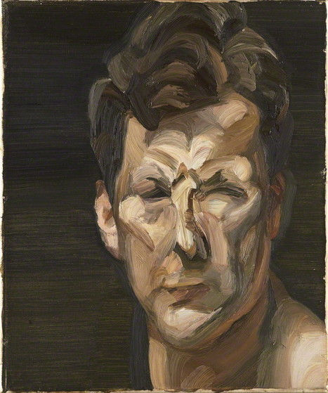 Lucian Freud Archive Acquired for the Nation by NPG London | L'art contemporain depuis Toulouse | Scoop.it