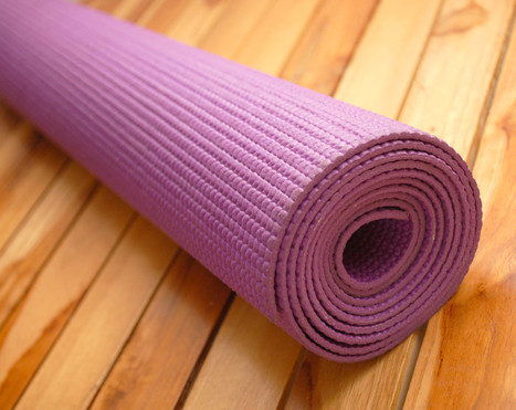 Thoughts On My Yoga Mat - On Earth Day | Yoga and Meditation | Scoop.it