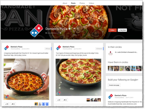 10 Top Brands with the Worst Google Plus Pages | Social | Scoop.it