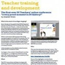 IH Journal | LEARNING & TEACHING - PROFESSIONAL DEVELOPMENT | Scoop.it