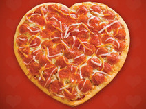 Valentine's Day Pizza: Discounts, Recipes, and More! | Slice Pizza Blog | Best pizza | Scoop.it
