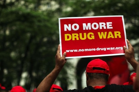 The World Health Organization calls for the decriminalisation of drug use | Psychology, mental health, addictions and poverty | Scoop.it